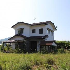 Wakamatsu Abandoned House