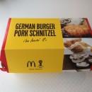 Deutschland Burger